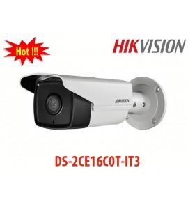 Camera DS-2CE16C0T-IT3 Hikvision HD-TVI trụ hồng ngoại