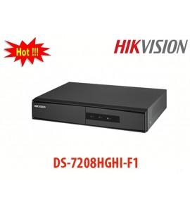 Đầu ghi hình 08 kênh HD-TVI DS-7208HGHI-F1 Hikvision