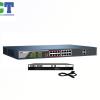 Swicht 16 cổng POE Hikvision SH-1016P-2C 10/100Mbps