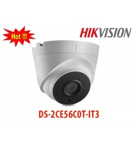 Camera DS-2CE56C0T-IT3 hikvision dạng dome HD-TVI