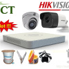 Lắp đặt trọn bộ 1 camera quan sát Hikvision 2MP giá rẻ tại Hà Nội