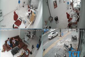 Lắp đặt camera giám sát, quan sát giá rẻ tại Hà Nội