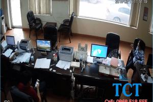 Lắp đặt camera giám sát xưởng gạch tại Đông Anh Hà Nội
