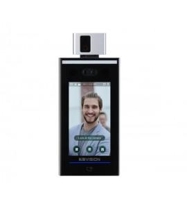 Máy chấm công nhận diện khuôn mặt KBVISION KX-FR02AC-T giá rẻ