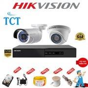 chuyên cung cấp trọn bộ camera giám sát hikvision