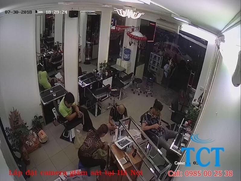 Đơn vị chuyên lắp đặt camera quan sát trọn bộ giá rẻ