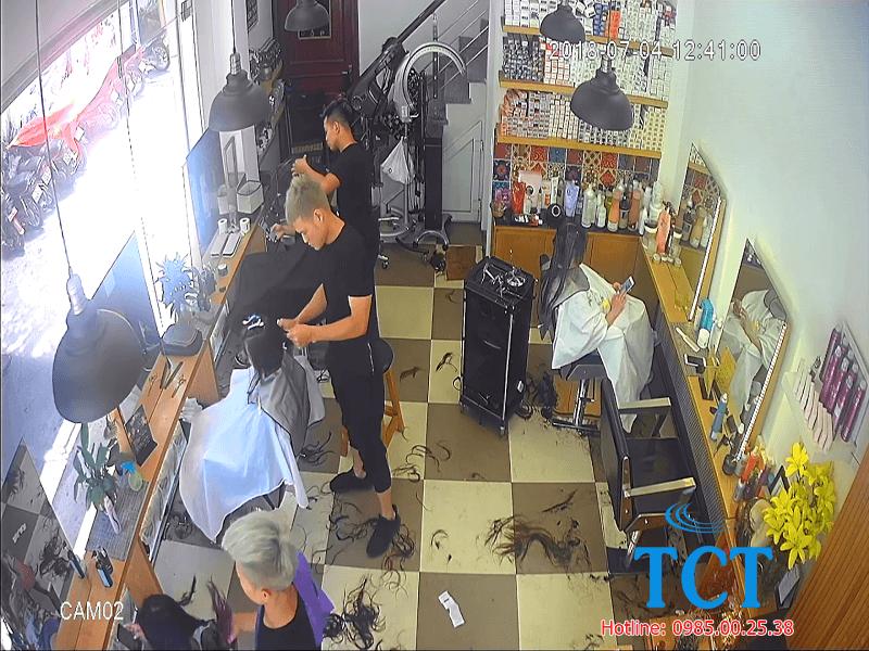 camera giam sat cửa hàng