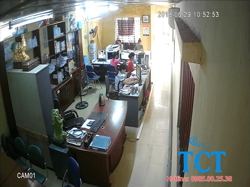 camera quan sát văn phòng giá rẻ