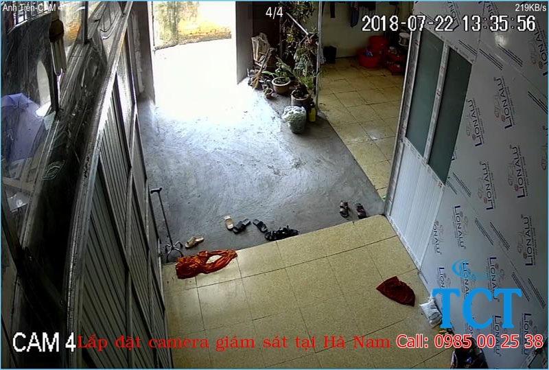 lắp đặt camera quan sát xưởng sản xuất tại hà nam