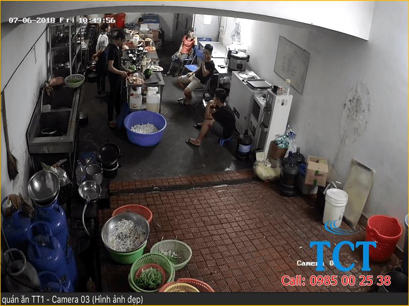 chuyên lắp đặt camera giám sát tại khu đô thị sông đà