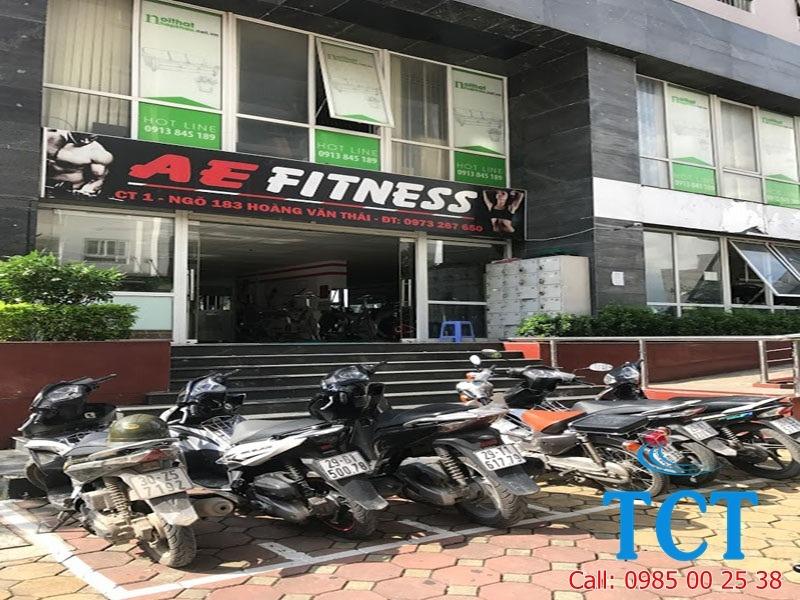 Lắp đạt camera tại quận Thanh Xuân