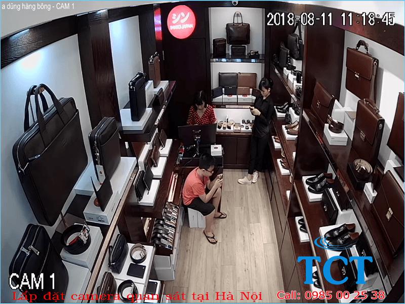 chuyên lắp đặt camera giám sát cho cửa hàng