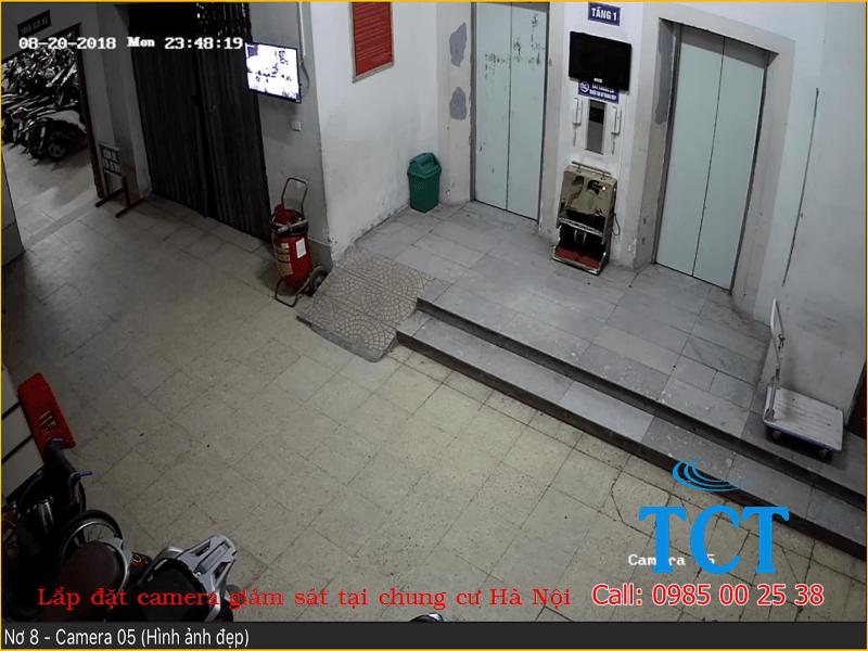 Chuyên lắp đặt camera giám sát tại Hà Nội