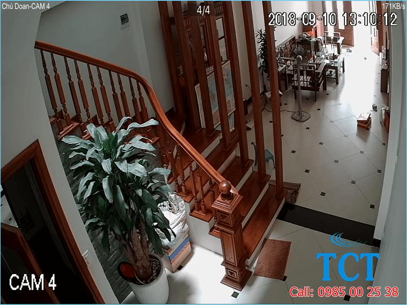 lăp đặt camera gia đình tại Hà Nam