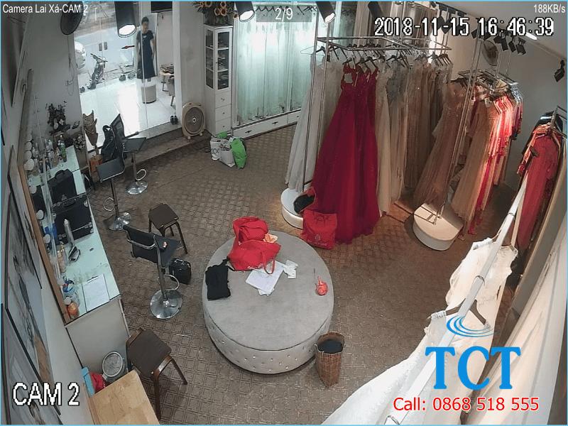 Lắp đặt camera quan sát giá rẻ tại Hà Nam