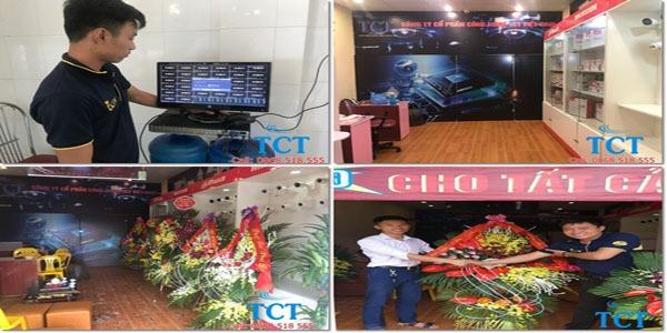 Công ty cổ phần công nghệ TCT Việt Nam