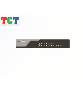 Switch PoE DS-3E0108P-E 8 cổng 100M Hikvision chính hãng