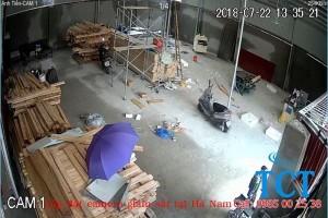 Lắp đặt camera giám sát tại Bình Lục Hà Nam