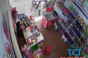 Chuyên lắp đặt camera giám sát cửa hàng tại Long Biên