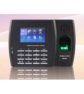 Máy chấm công vân tay và thẻ cảm ứng RONALD JACK 8000T giá rẻ
