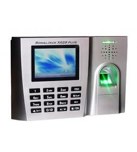 Máy chấm công vân tay và thẻ cảm ứng RONALD JACK X628 Plus