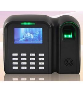 Máy chấm công vân tay và thẻ cảm ứng RONALD JACK Q-Clear 6869 giá rẻ