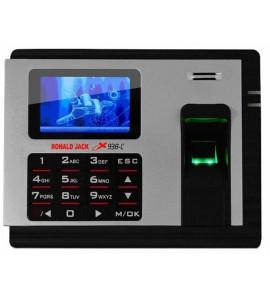 Máy chấm công vân tay và thẻ cảm ứng RONALD JACK X938C chính hãng, giá rẻ